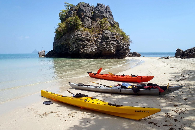 Les plages paradisiaques de Thaïlande