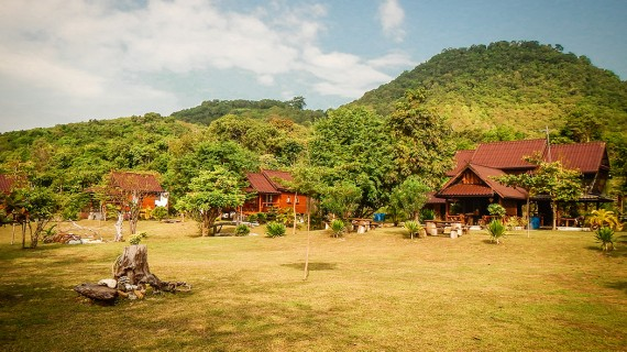 Campement Angthong Beach Resort