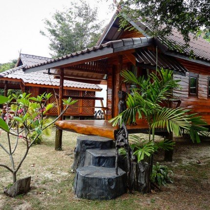 Angthong beach Resort Bungalow