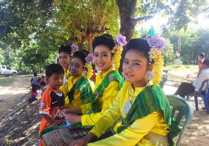 Student day, Koh Phaluaï school